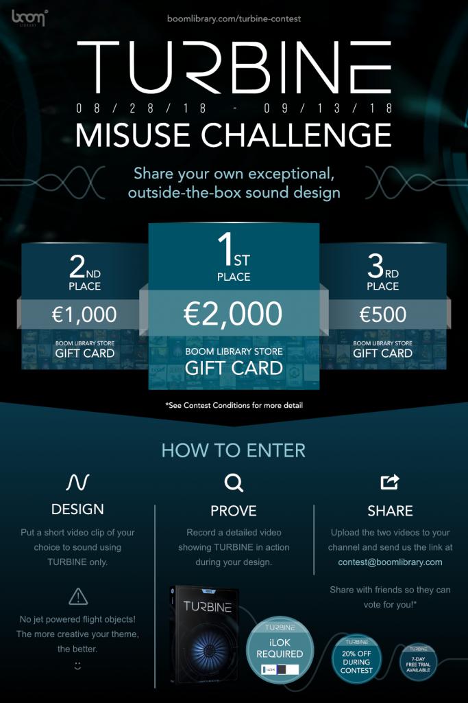 Turbine Contest Image
