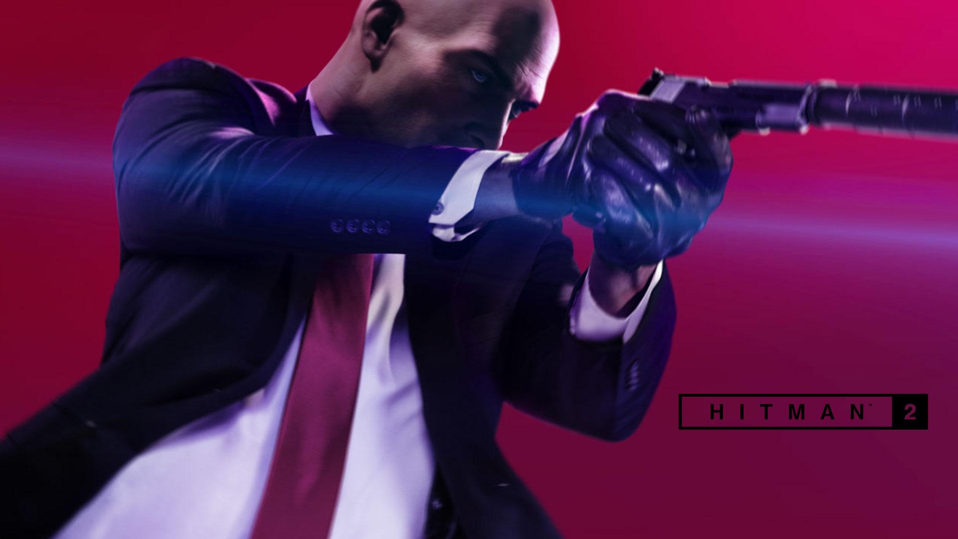Hitman 2 Agent 47 Silencer Dynamedion